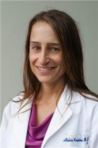 Alaina Kronenberg MD ophthalmologist